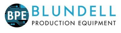 Blundell Production Equipment
