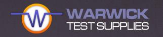 Warwick Test Supplies