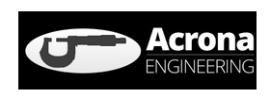 Acrona Engineering Ltd