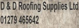 D & D Roofing Supplies