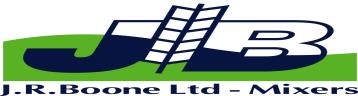 John R Boone Ltd - Industrial Mixer Manufacturer