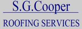 S G Cooper Roofing Services