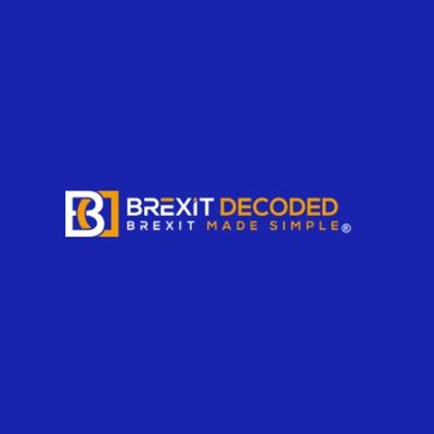 Brexit Decoded