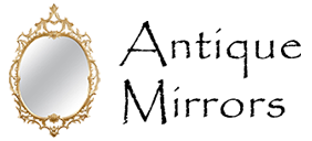 French and English Antique Mirrors : Antique Mirrors UK