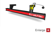 Safe T Bar for Heavy Goods Vehicles