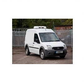 Ford Connect T230 LWB High Roof Freezer in white