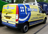 Vehicle Wrap Advertising Graphics