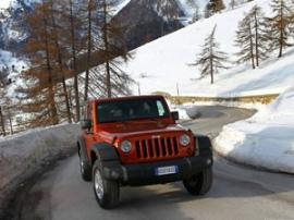 Jeep Wrangler 4 x 4 Vehicle Contract Hire