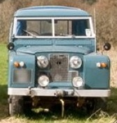 Galvanised Land Rover Chassis Replacement