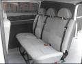 Fabric Folding Van Seats