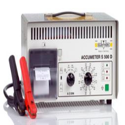 ACCUMETER S 500 D Battery  Tester
