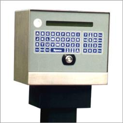 System 1M Touch Key