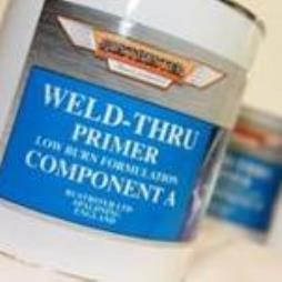 "040 WELD THRU PRIMER "" New Low Burn Formula"""