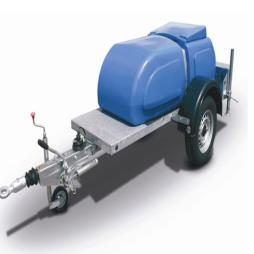H110P, Highway Towable Water Bowser 500L