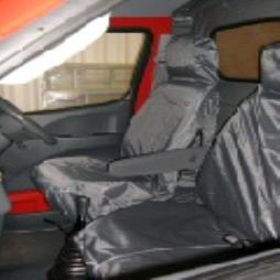 Ford Connect LWB: Seat Covers