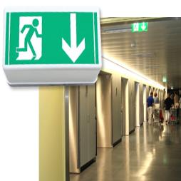 B.E.G. SAFETYLUX® emergency and directional lighting