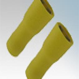Yellow Female Spade Connector