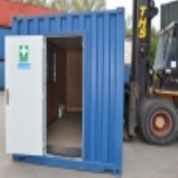 50/50 Office Containers