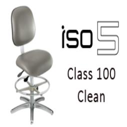 ISO5: Class 100 Clean Chairs