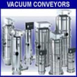 Vacuum Conveying of ignitable materials