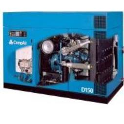 D75 to D150 Air cooled Oil Free Compressor