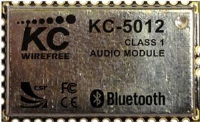 KC-5012 Class 1 Bluetooth Audio Module