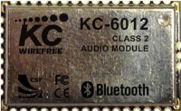 KC-6012 Class 2 Bluetooth Audio Module