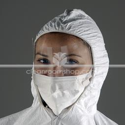 Face Mask Sterile with Visor and Ties