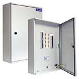 T P & N DISTRIBUTION BOARDS