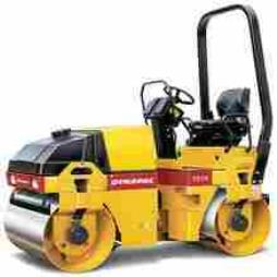 Dynapac compaction equipment