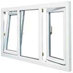 PVC-U Tilt and Turn Windows