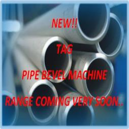 TAG PIPE BEVELLING MACHINE - PREP 2