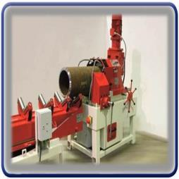 TAG Stationary Pipe Bevelling Machines