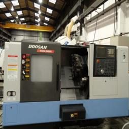 Used Conventional and CNC Machine Tools