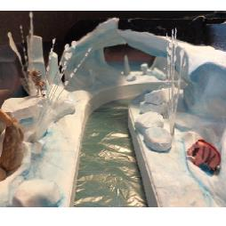 Ice Age - Sids Arctic Tours - 4D Interactive Flume Ride