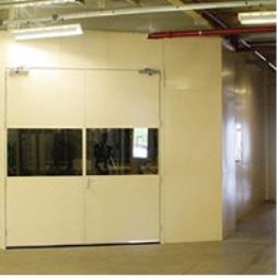 Sabre Steel Partitioning