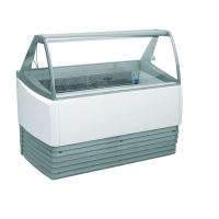Iarp Edera Ice Cream Display Freezer