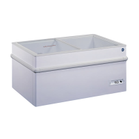 Iarp Island Display Freezer