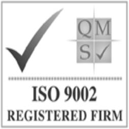 ISO 9002 QUALITY ASSURANCE