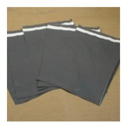 100 Grey Mailing Bags 170x230mm