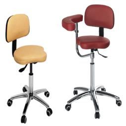 Ergonomic Tri Chairs With Backrest
