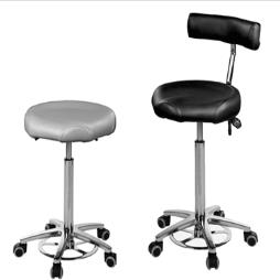 Contour Foot Operated Surgeons Stool