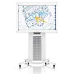 D5500 White board stand