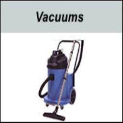 Vacuums For Hire