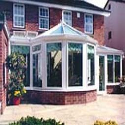 T Shape Conservatories