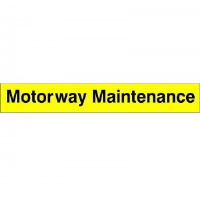 Motorway Maintenance - Health and Safety Sign (WAG.30)