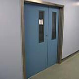F Type Hinged GRP Door