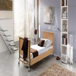 Dali Extra Low Version electric nursing bed