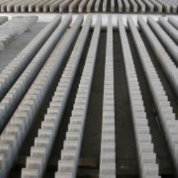 Rack Material for Jack Up Drilling Rigs
