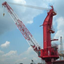 Offshore Deck Kingpost Cranes for Drilling Rigs
